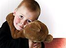 Teddy Bear Hugs! by Jan  Tribe