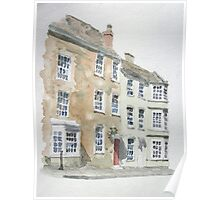 Castle Street, Bridgwater Poster