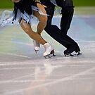 Dancing feet on ice by EileenLangsley
