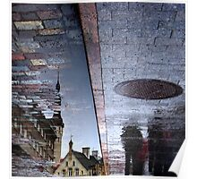 Puddle  time. III Poster
