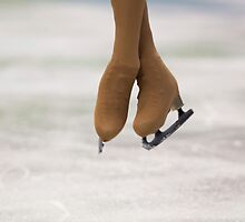 A skater's lift off by EileenLangsley
