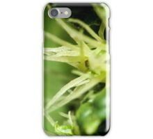Tiny Green Flower iPhone Case/Skin