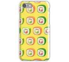 Sushi pattern iPhone Case/Skin