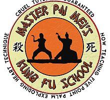 Pai Mei Academy of Cruel Tutelage by Jonnyfez