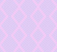 Pink and Magenta Geometry by Lena127