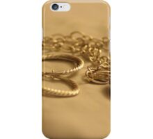 Jewelry For The Lady iPhone Case/Skin