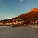 LIons Head Sunset by Selsong
