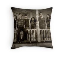 Till Death - Front Porch Throw Pillow