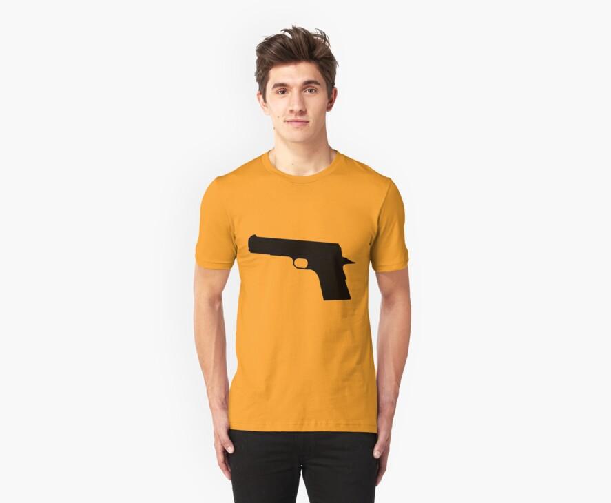 Gun shirt by Raudius