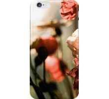 poppies awakening iPhone Case/Skin