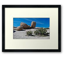 Return to Man Eating Soup Framed Print