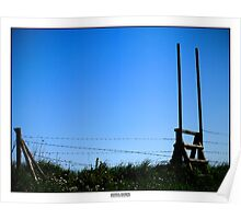 Over the fence Poster