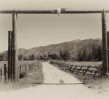 Wyoming Ranch by Hugh Smith