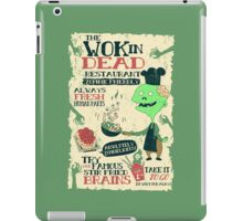 The Wok In Dead iPad Case/Skin