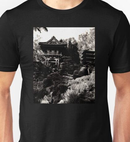 Japanese Tea Garden Unisex T-Shirt