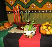 Kwanzaa 1  by heatherfriedman