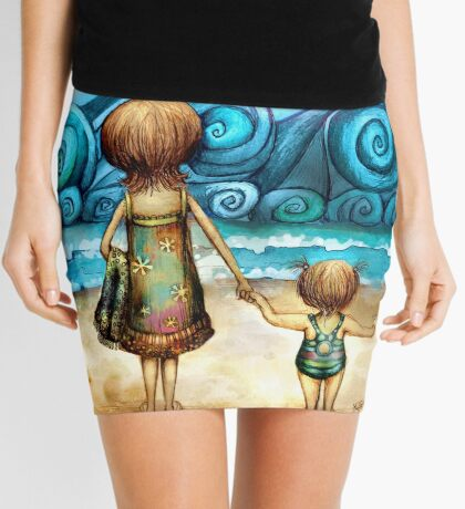 Beachcombers Mini Skirt