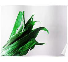 Luminous Green Grass Bundle Poster
