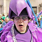 Street Performer Dublin 4 by LisaRoberts