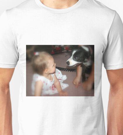 Meeting  cousin Jessie Unisex T-Shirt