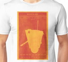 Borderlands Claptrap Gaming Poster Unisex T-Shirt