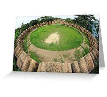 Sonakanda Fort Greeting Card