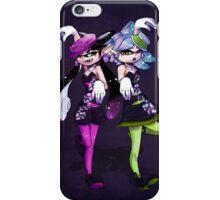 Squid Sisters iPhone Case/Skin