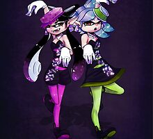Squid Sisters by Madnix