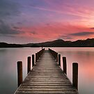 Lake Vision Number 1 by Robin Whalley