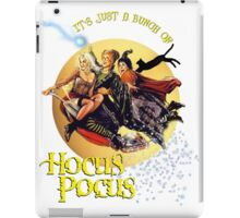 It's just a bunch of Hocus Pocus iPad Case/Skin