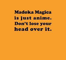 Madoka Magica Anime - Mami's Head Unisex T-Shirt