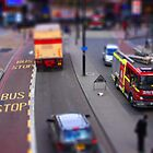 Toy Town London by G. Brennan