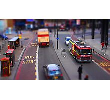 Toy Town London Photographic Print