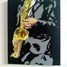 Jazz Man 1 by Graham Sheen
