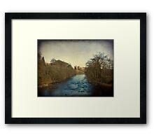 Doune Castle. Framed Print