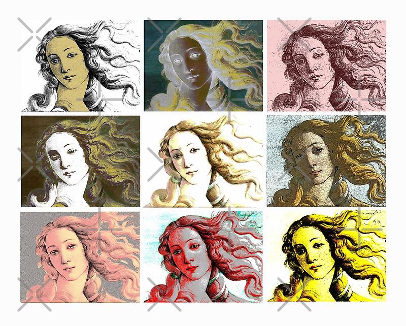 Warhol Venus by VenusOak