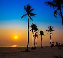 Bangladesh Sea-Beach Queen Kuakata Sun sets by shamim
