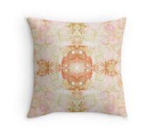 Home Decor- Peaches Throw Pillow