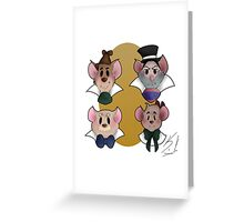 The Great Mouse Detective Greeting Card