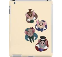 The Great Mouse Detective iPad Case/Skin