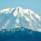 Mount Rainier Peak by Stacey Lynn Payne