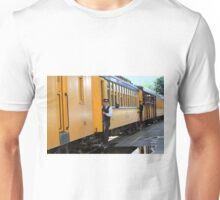 Arriving at the Durango Station Unisex T-Shirt