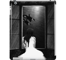 Surreal Orca By RNSTUDIOMTL iPad Case/Skin