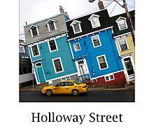 Holloway Street by Brian Scott