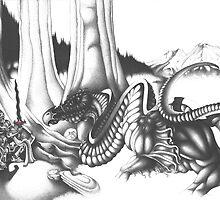 Mystical Riverbed by Devaron