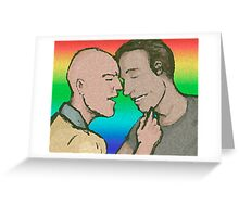 Pride Cherik Greeting Card