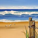 """""""Narrabeen Beach"""" Northern beaches by Taniakay"""