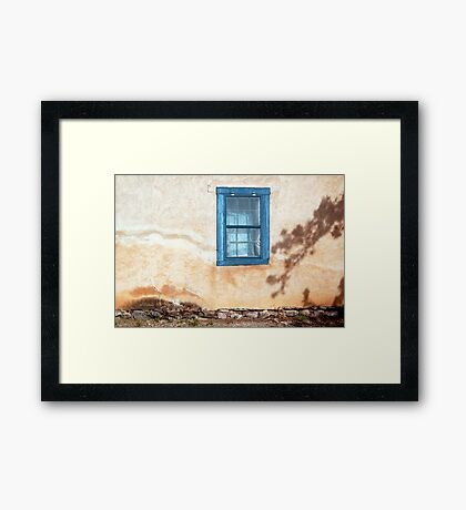 Rojas House Framed Print