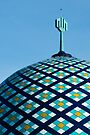Mosque Detail by Werner Padarin