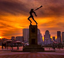 Katyn - In the Shadow of Manhattan by Peter Bellamy